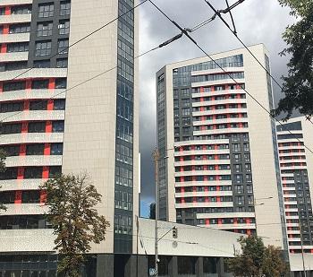 ЖК Квартет Киев BAS-IP